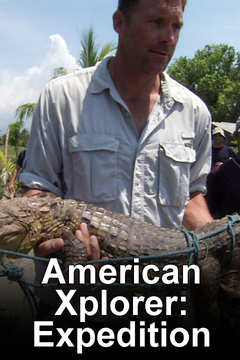 poster for American Xplorer: Expedition Central America