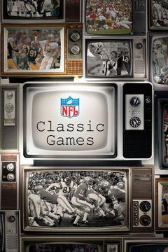 poster for NFL Classic Games