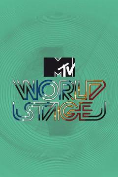 poster for MTV World Stage