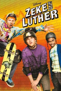 poster for Zeke and Luther