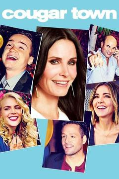 poster for Cougar Town