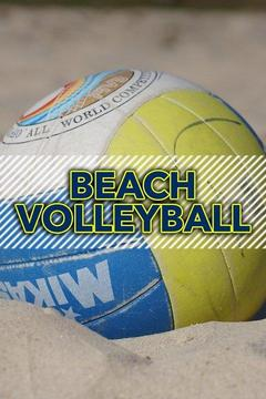 poster for Beach Volleyball