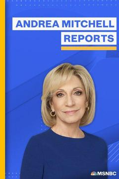 poster for Andrea Mitchell Reports