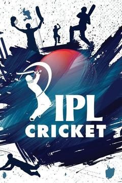 poster for IPL Cricket