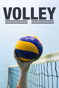 poster for Volleyball