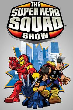 poster for The Super Hero Squad Show