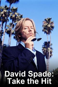poster for David Spade: Take the Hit