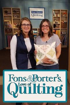 poster for Fons & Porter's Love of Quilting