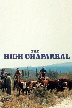 poster for The High Chaparral