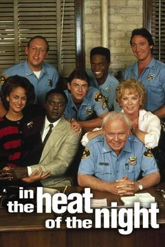 poster for In the Heat of the Night