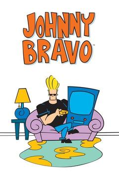 poster for Johnny Bravo