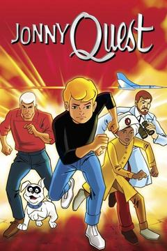 poster for Jonny Quest