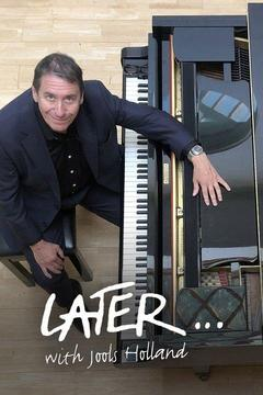 poster for Later ... with Jools Holland