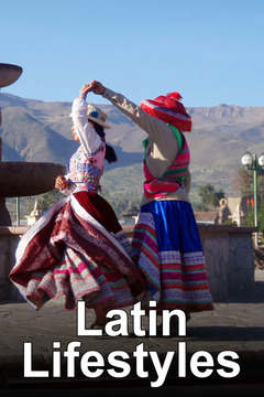 poster for Latin Lifestyles