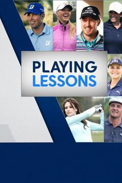 poster for Playing Lessons From the Pros