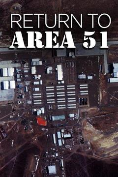 poster for Return to Area 51