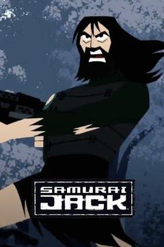 poster for Samurai Jack