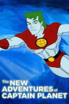 poster for The Adventures of Captain Planet