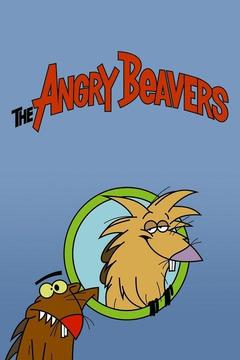 poster for The Angry Beavers