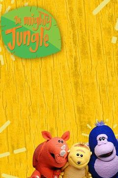poster for The Mighty Jungle