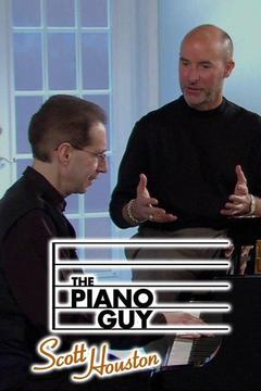 poster for The Piano Guy