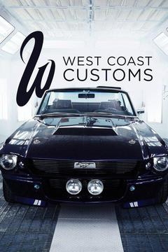 poster for West Coast Customs