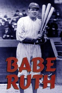 poster for Babe Ruth