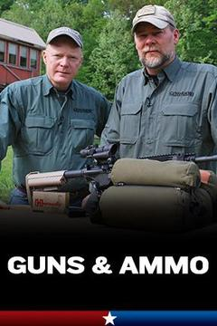 poster for Guns and Ammo TV