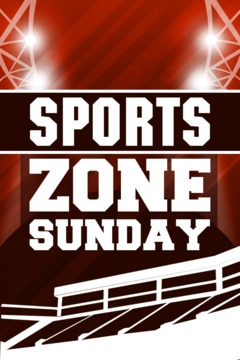 poster for Sports Zone Sunday