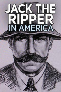 poster for Jack the Ripper in America