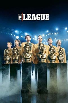 poster for The League