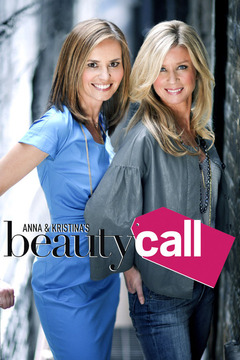 poster for Anna and Kristina's Beauty Call