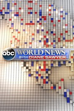 poster for ABC World News With Diane Sawyer