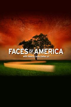 poster for Faces of America With Henry Louis Gates Jr.