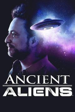 poster for Ancient Aliens