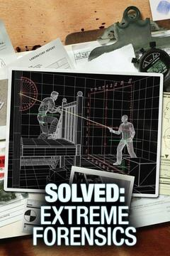 poster for Solved: Extreme Forensics