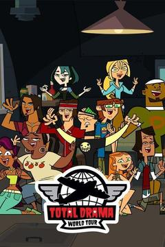 poster for Total Drama World Tour