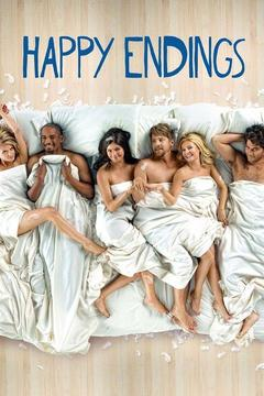 poster for Happy Endings