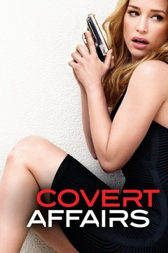 poster for Covert Affairs