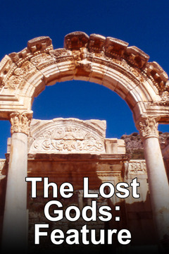 poster for The Lost Gods: Feature