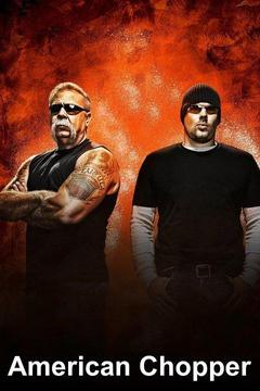 poster for American Chopper: Senior vs. Junior