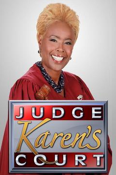 poster for Judge Karen's Court