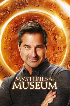 poster for Mysteries at the Museum