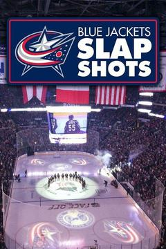 poster for Blue Jackets Slap Shots