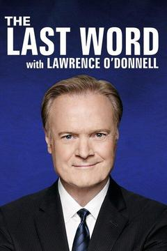 poster for The Last Word With Lawrence O'Donnell
