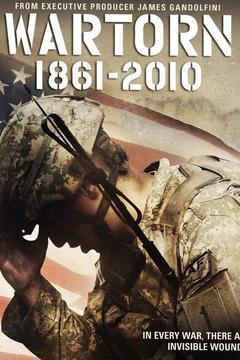 poster for Wartorn 1861-2010