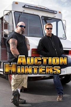 poster for Auction Hunters