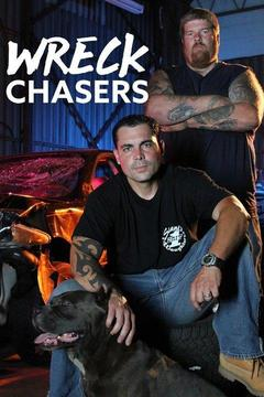 poster for Wreck Chasers