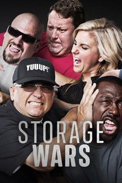 poster for Storage Wars