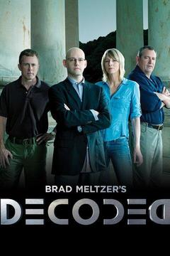 poster for Brad Meltzer's Decoded